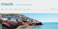 Stay with us at Rhianfa, New Quay