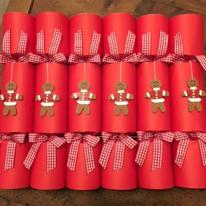 Christmas Crackers.Welsh Christmas Crackers Gingerbread