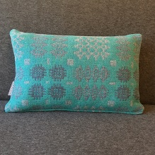 Bodlon Welsh Blanket Cushion