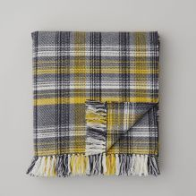 Pembroke Throw ~ Grey