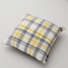 Pembroke Cushion ~ White