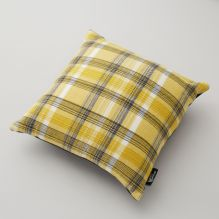 Pembroke Cushion ~ Yellow