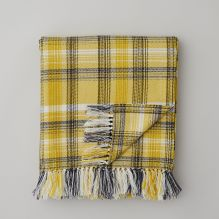 Pembroke Throw ~ Yellow
