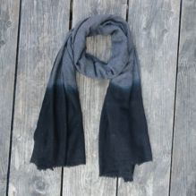 Light Grey/Dark Grey Scarf