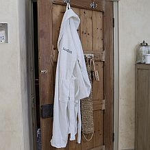Bodlon Towelling Bathrobe