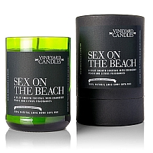 Cannwyll Coctel Sex on the Beach