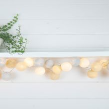 Handmade String Lighting ~ Glow