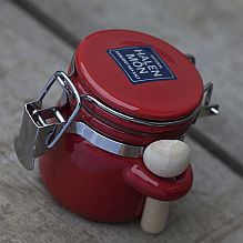 Halen Môn Chilli Salt Kilner Jar