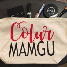 Colur Mamgu Make Up Bag