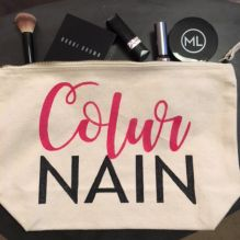 Colur Nain Make Up Bag