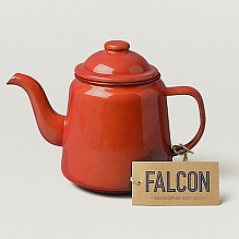 Falconware Teapot ~ Red