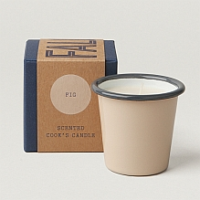 Scented Cook's Candles ~ Fig