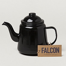 Falconware Teapot ~ Black