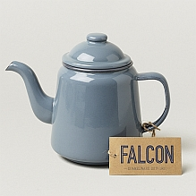 Falconware Teapot ~ Pigeon grey