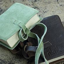 Tiny Journal ~ Green