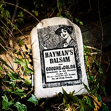 Hot Water Bottle ~ Hayman's Balsam