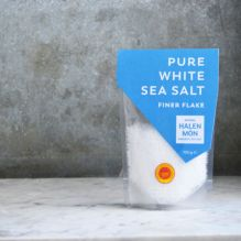 Halen Môn Pure White Sea Salt ~ Fine Flake