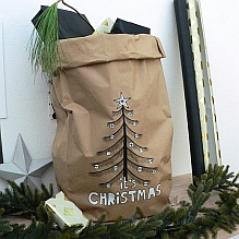 'It's Christmas' Sack
