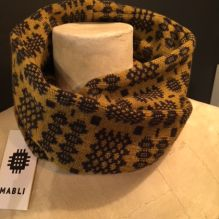 Cross Wrap ~ Ochre