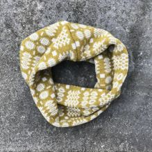 Cross Wrap ~ Ochre/Ecru