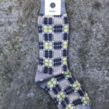 Carthen Socks ~ Grey (Ladies)