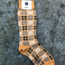 Carthen Socks ~ Gold (Ladies)