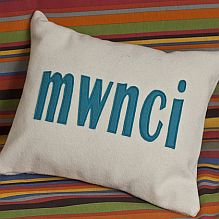 Mwnci Cushion