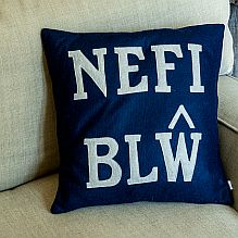 Nefi Blŵ Cushion