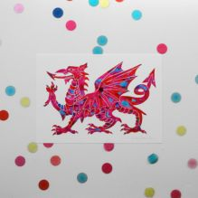 Welsh Dragon ~ Small
