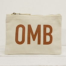 OMB Make Up Bag