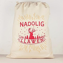 Welsh Christmas Sack