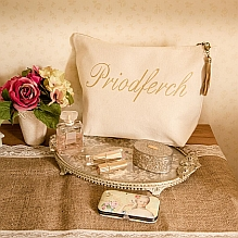 Priodferch Make Up Bag
