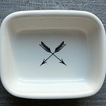 Soap Dish - Arrows