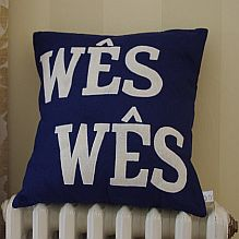 Wes Wes Cushion