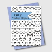 Father's Day Card ~ glasses